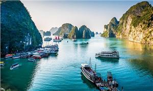 Halong Bay weather in 12 months