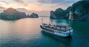 Halong Swan Boutique Cruise