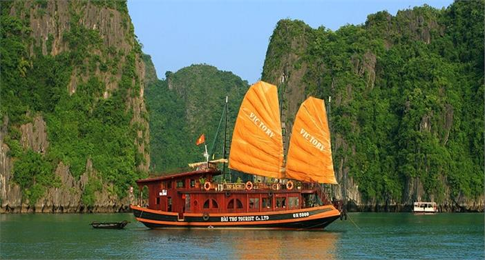 Halong Victory Star Private Cruise 2 cabins