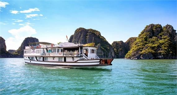 Halong Cozy Bay Cruise