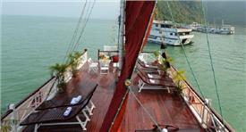 Halong Imperial Legend Cruise