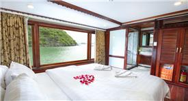 Halong Oriental Sails Cruise