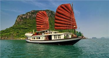 Halong Prince Junk Private 2-4 Cabins