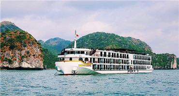 Lan Ha Indochine Cruise