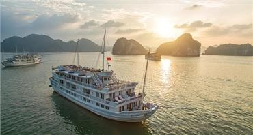 Halong Paradise Sails Cruise