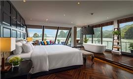 Stellar of the Seas Executive Suite